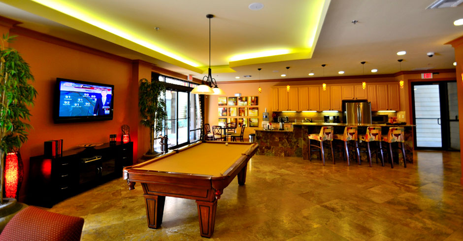 Camden Orange Court Apartments Orlando