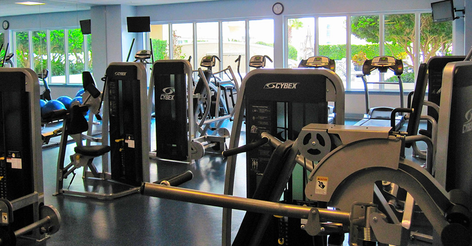 Sanctuary—Fitness-Amenity-Area