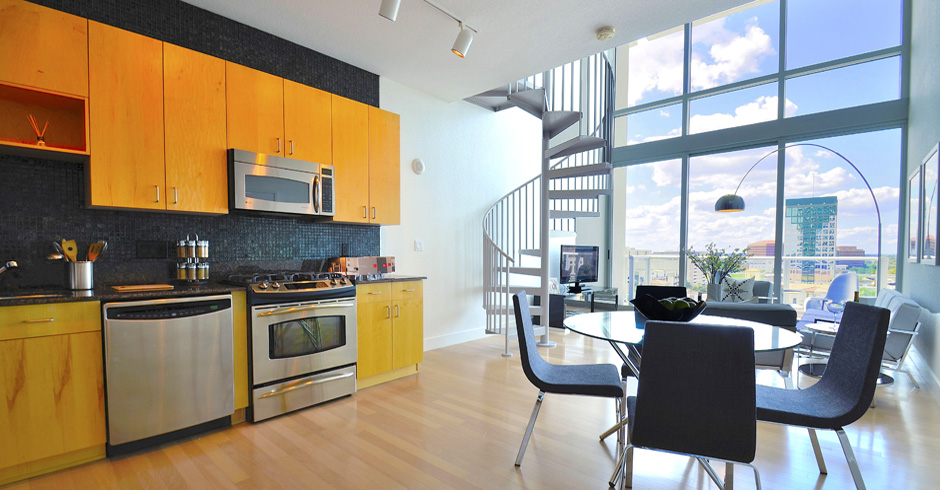 VUE LOFT KITCHEN