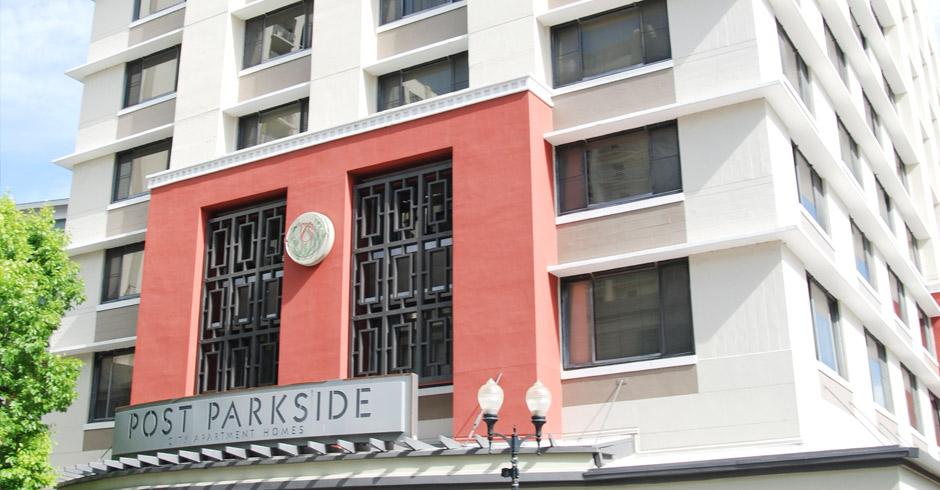 Post Parkside Exterior
