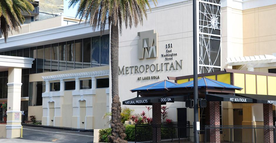 Metropolitan Southwest View Exterior